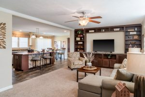 Colony S Versatile Timberland Ranch Home Colony Homes