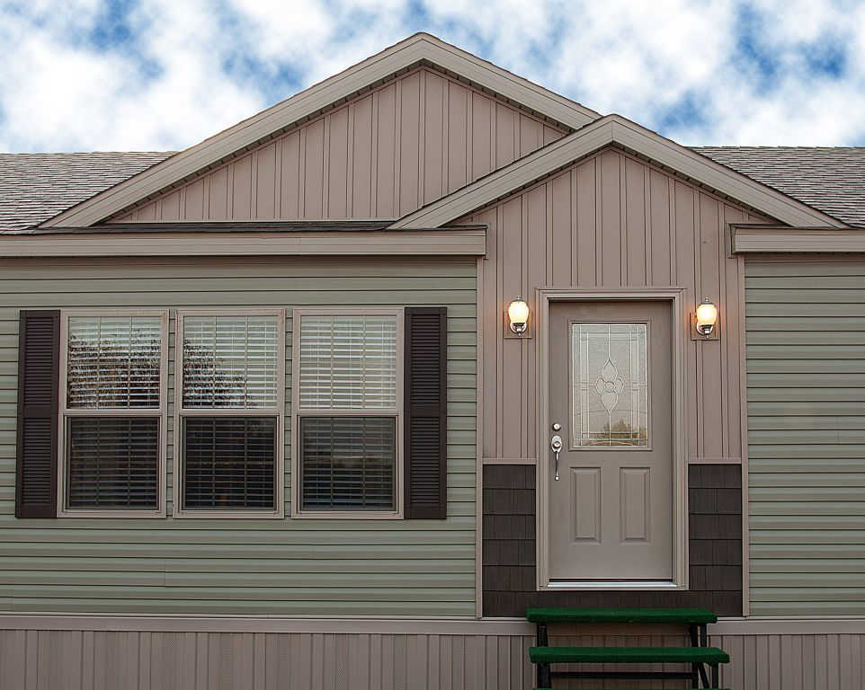 Vertical siding colony homes for Vertical siding on house
