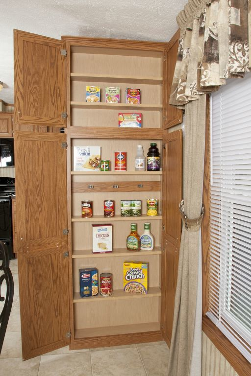 Can Pantry Broom Closet Cabinet Colony Homes