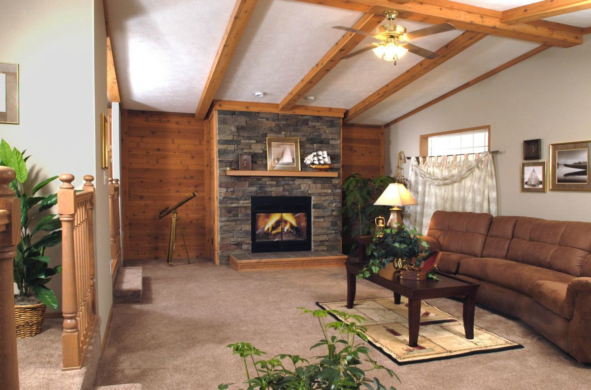 Cedar beams colony homes for Beams for home