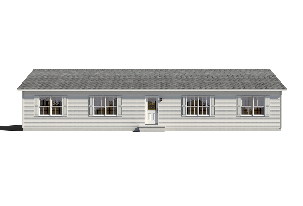 DD Homes Exterior : Modular Homes MD,Manufactured Homes WV
