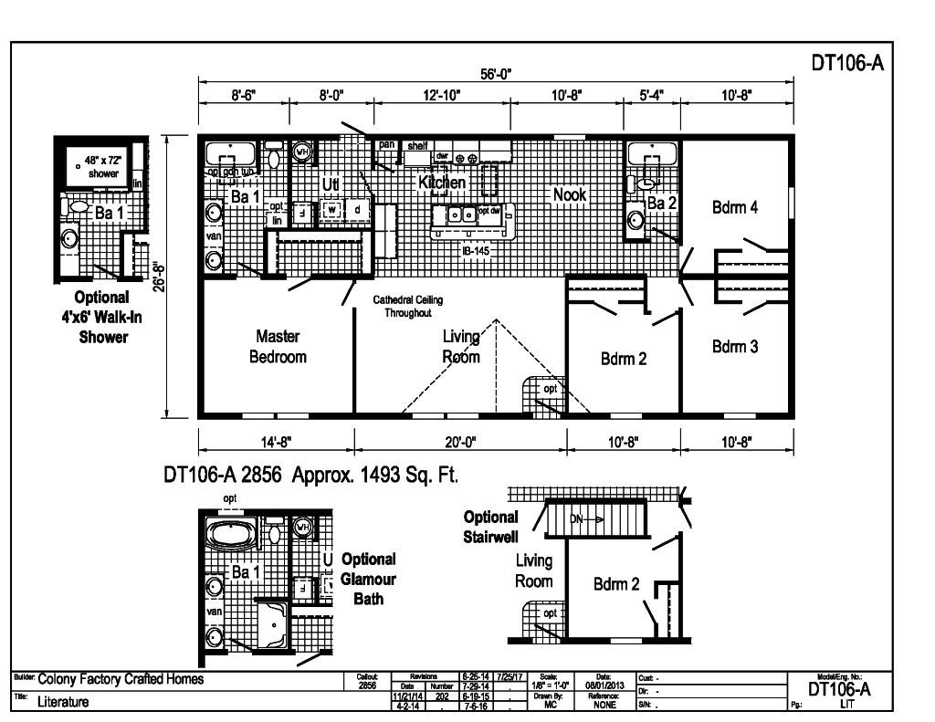 Beacon - - DT106A | Find a Home | Colony Homes