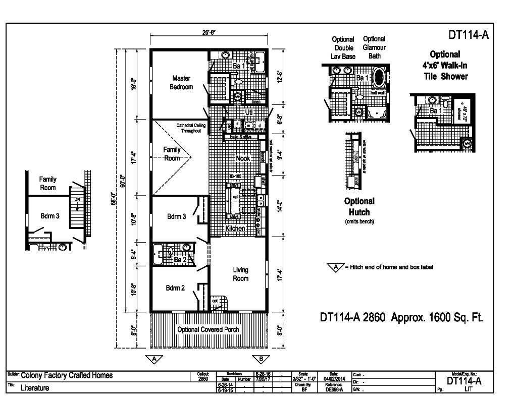 Beacon - - DT114A | Find a Home | Colony Homes