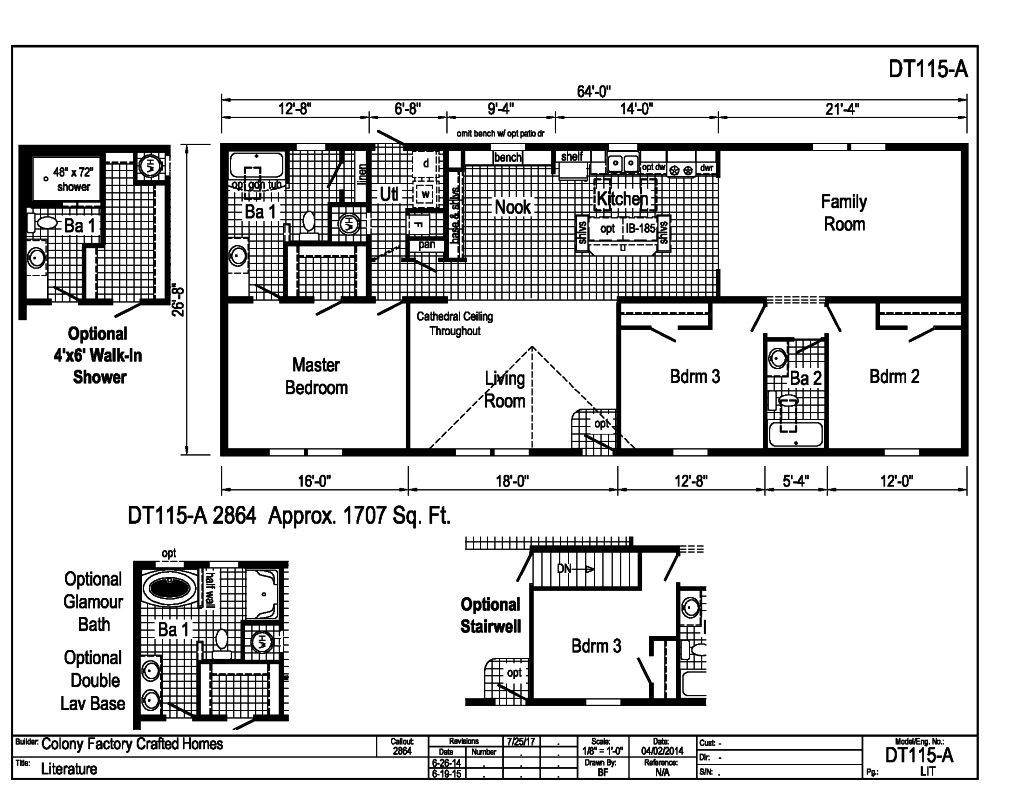 Beacon - - DT115A | Find a Home | Colony Homes