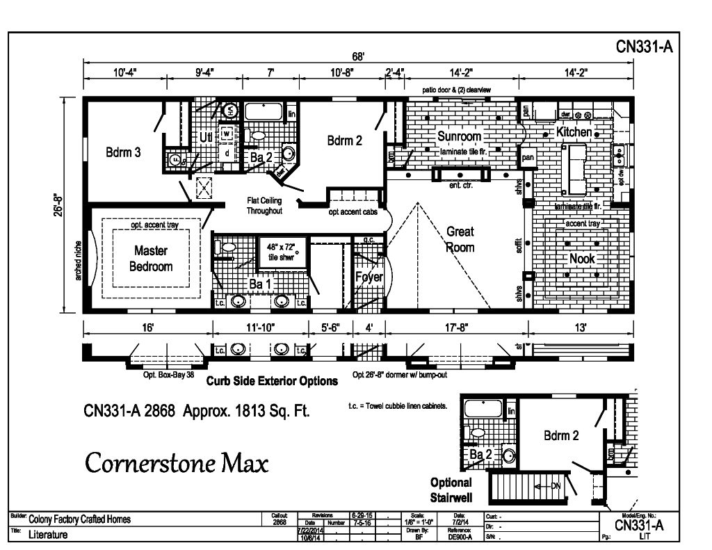 Double Wide Manufactured Home Floor Plans furthermore  furthermore Dream  modore Homes Floor Plans 17 Photo furthermore Modular Homes 4 Bedroom Floor Plans as well 2000sqft And Above Manufactured Homes. on commodore single wide mobile homes