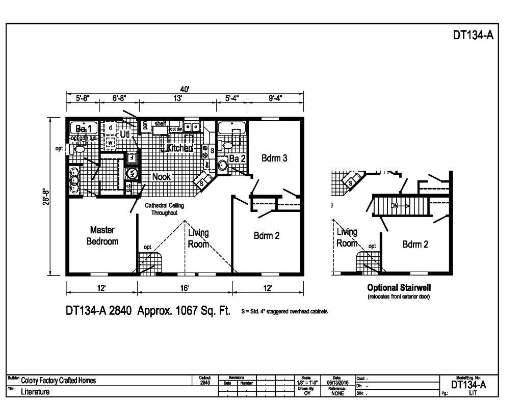 Breslow home design livingston nj national homes for National homes corporation floor plans